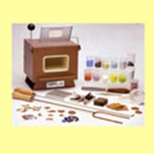 Picture of Enamelling complete kit - U5 kiln
