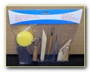 Picture of C-T1000 Beginner's Pottery tool kit