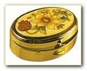 Picture of CB0516 oval pill box