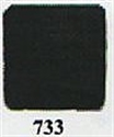 Picture of 733 Black Opaque enamel