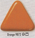 Picture of Botz 9872 Orange Stoneware Glaze