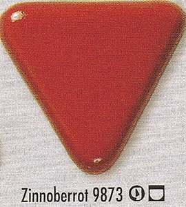 Picture of Botz 9873 Red Stoneware Glaze