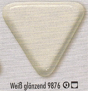 Picture of Botz 9876 Shiny White Stoneware Glaze