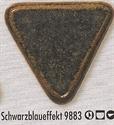 Picture of Botz 9883 Blue/Black speck Stoneware Glaze