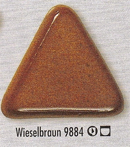 Picture of Botz 9884 Weasel Brown Stoneware Glaze