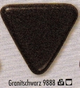 Picture of Botz 9888 Black Granite Stoneware Glaze
