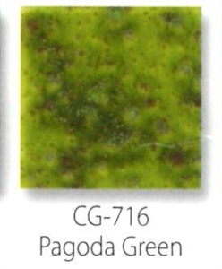 Picture of Jungle Gems CG-716 Pagoda Green