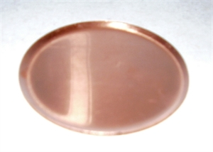 Picture of CB125 Copper coaster