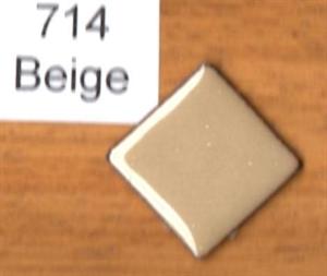 Picture of 714 Beige opaque enamel