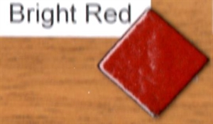 Picture of 295 Bright Red opaque enamel