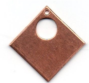 Picture of CB400p Square, pierced