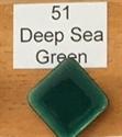 Picture of 51 Deep Sea Green transparent enamel