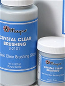 Picture of Mayco S-2101 Natural clear 473 ml