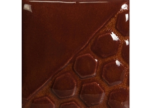 Picture of Mayco Elements EL-132 Rust Red
