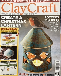 Picture of Clay Craft magazine, issue 45
