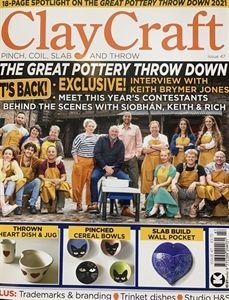 Picture of Clay Craft magazine, issue 47