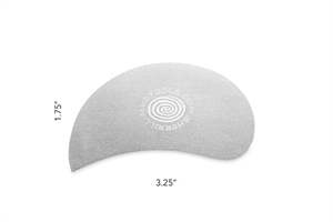 Picture of Mud Tools Paisley Scraper, smooth edge