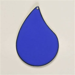 Picture of 613 Royal Blue Opaque Enamel