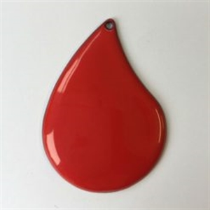 Picture of 8043 Rosso Red opaque