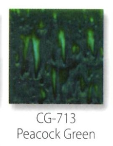 Picture of Jungle Gems CG-713 Peacock Green, 473 ml