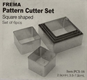 Picture of C-TCS16 Squares cutters