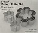 Picture of C-TCS17 Flower shape cutters